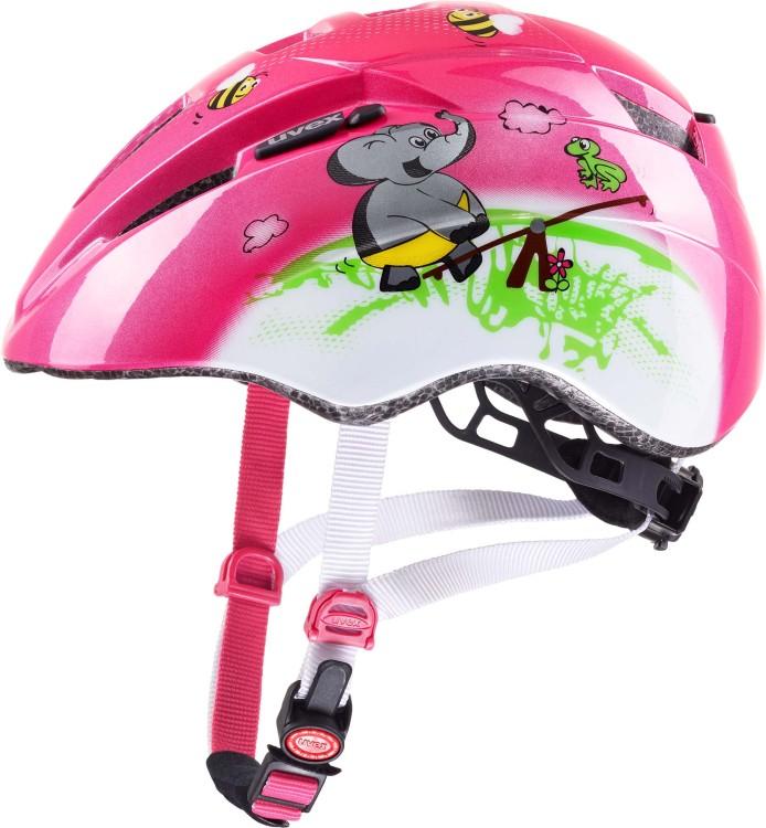 Uvex Kid 2 casco da bici 46-52 cm
