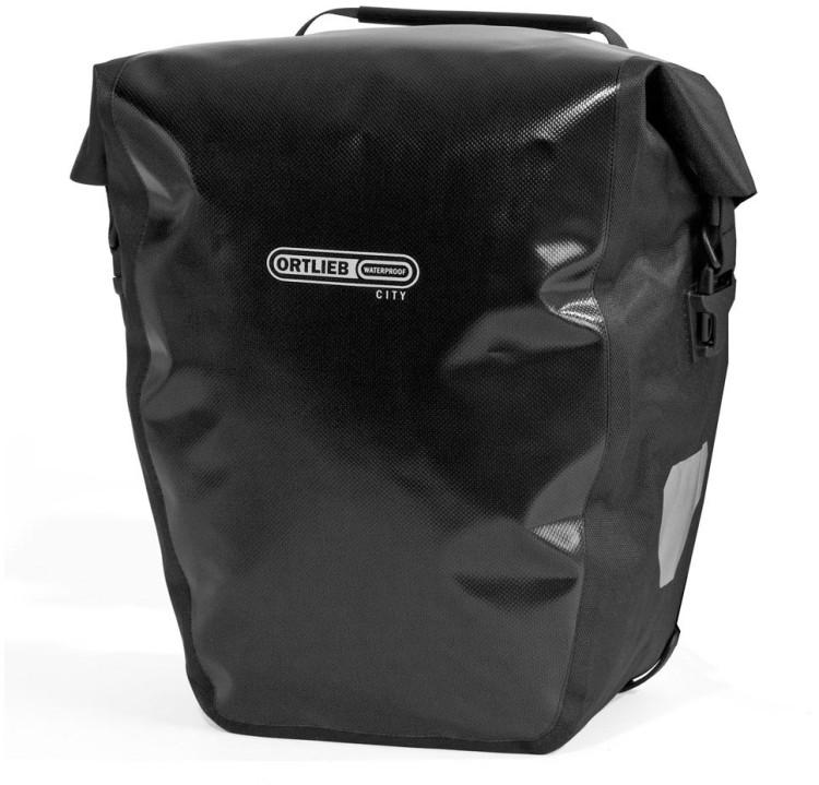 Ortlieb Back-Roller City (coppia) borsa ruota posteriore nera