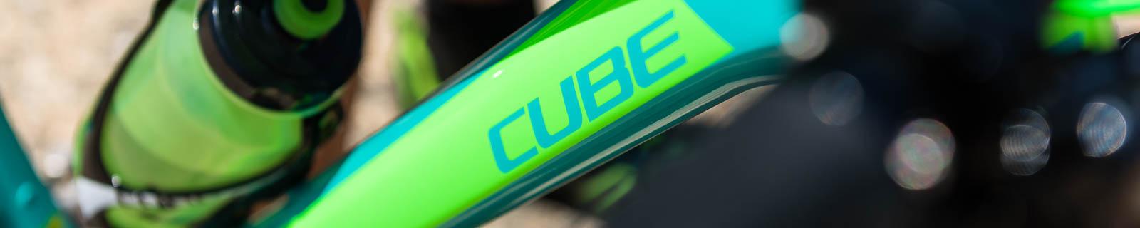 Cube biciclette