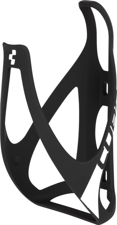 Cube Flaschenhalter HPP matt black n white