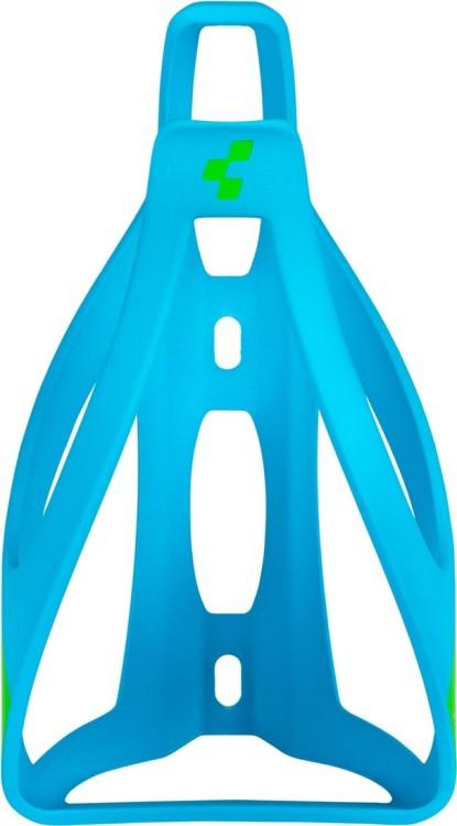 CUBE Flaschenhalter HPP matt blue n green