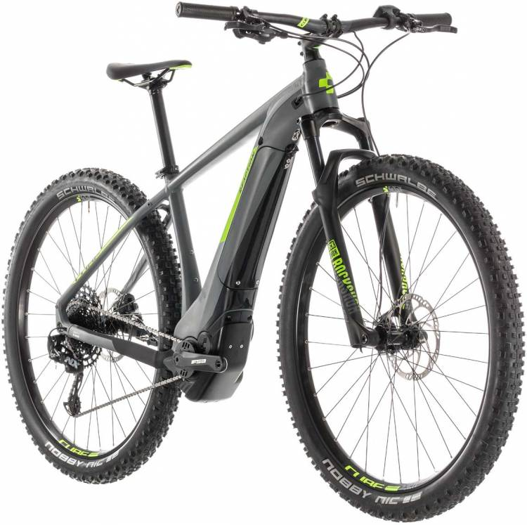 Cube Reaction Hybrid EAGLE 500 grey n green 2019