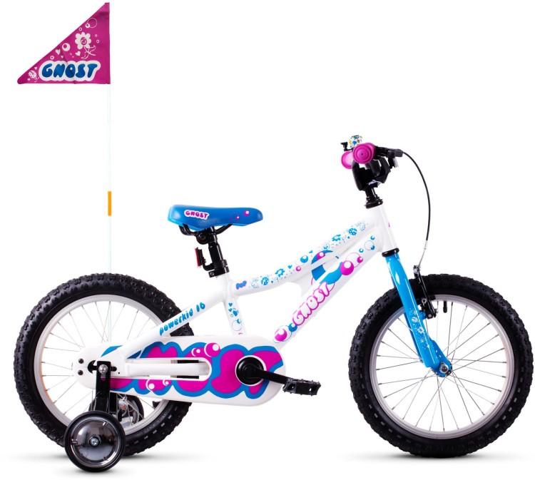 Ghost Powerkid 16 AL 2021 - Bici per bambini 16 pollici