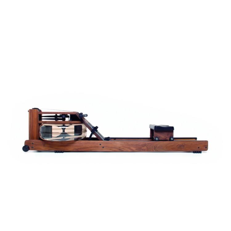 WaterRower in legno di noce con monitor