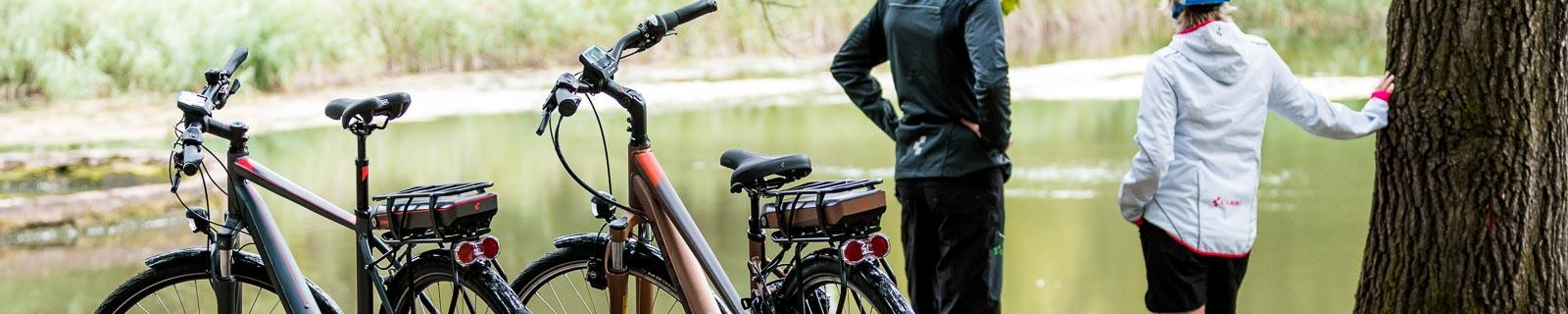 E-Bike da Trekking