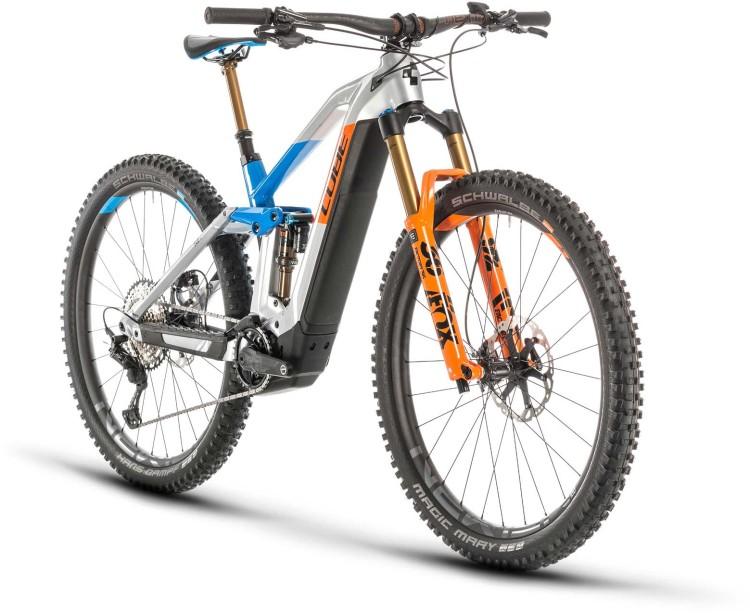 Cube Stereo Hybrid 140 HPC Actionteam 625 29 actionteam 2020 - E-Bike Fully Mountainbike