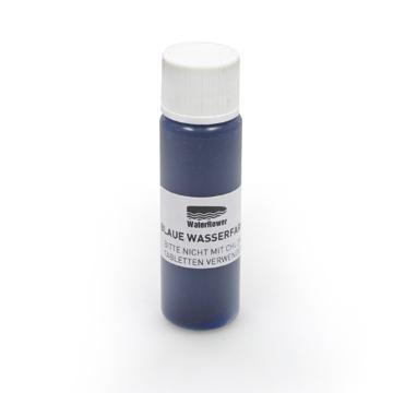 WaterRower Acqua di colore blu per il vogatore