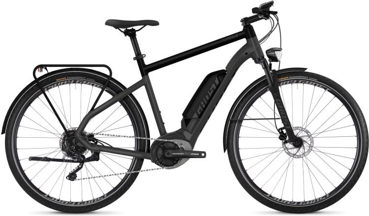 Ghost Hybride Square Trekking B3.8 AL 2019 - E-Bike da Trekking per Uomini