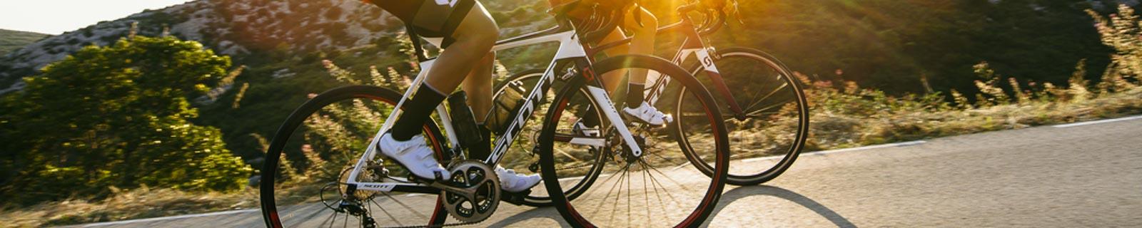 Biciclette da corsa in carbone e alluminio per Uomini