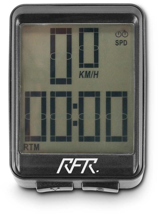 RFR Bicycle Computer senza fili CMPT nero