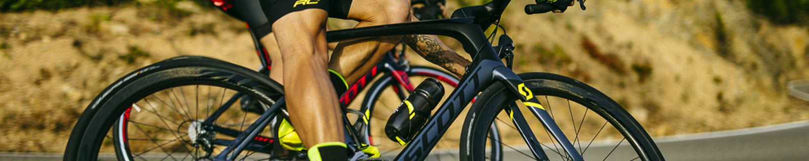 Biciclette da strada di carbonio per Uomini