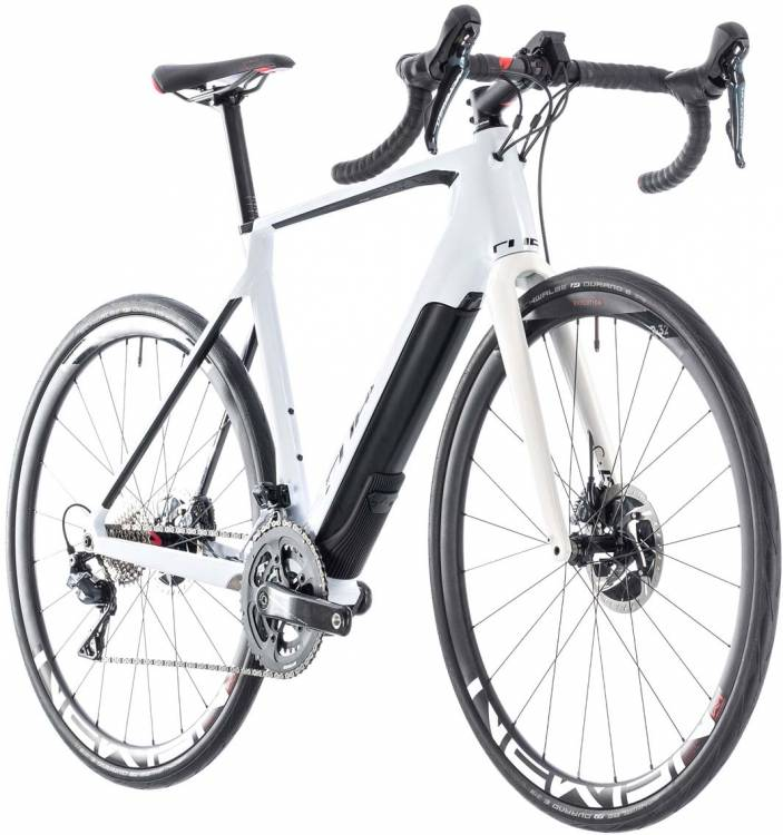 Cube Agree Hybrid C:62 SL Disc white n black 2019