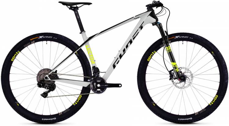 Ghost Lector 8.9 LC U 2019 - Hardtail Mountainbike
