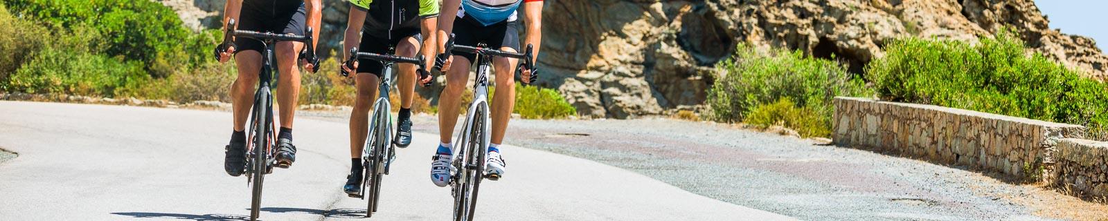 Biciclette da corsa, da triathlon e da ciclocross