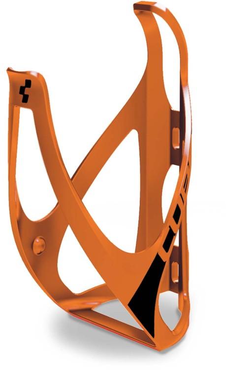 Portabottiglia a cubo HPP arancione opaco n nero