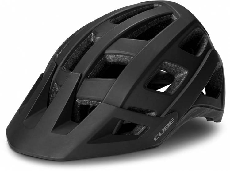 Cube Helm BADGER black tiger