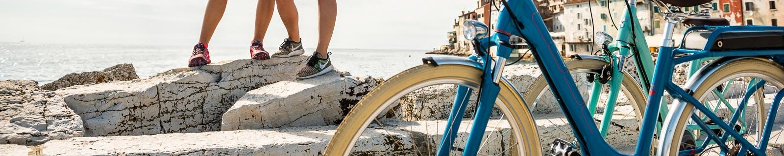 Biciclette da trekking per principianti