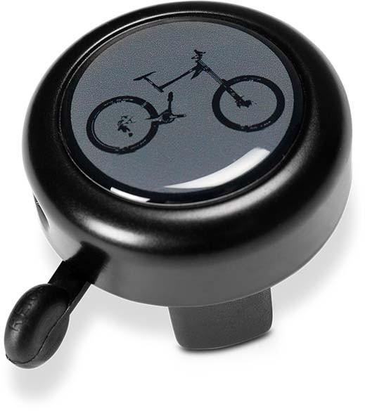RFR Bike Bell Bell BUDDYS Bike nero e grigio