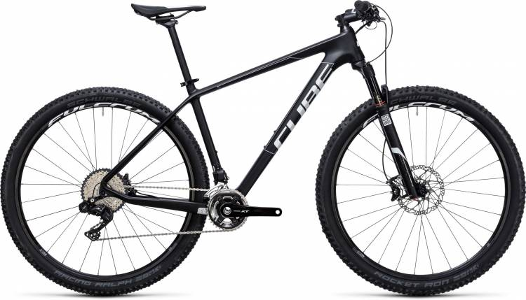 Cube Reaction GTC ONE 29 carbon n white 2017 - Hardtail Mountainbike