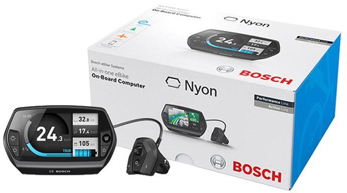 Bosch E-Bike Display Nyon 8GB