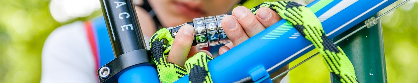 Sicurezza per la vostra bici - con serrature di MHW Bike House