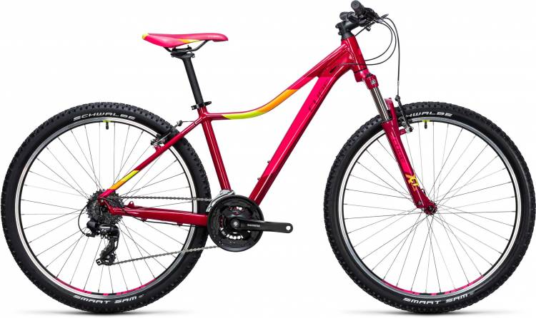 Cube Access WLS 27.5/29 berry n pink 2017