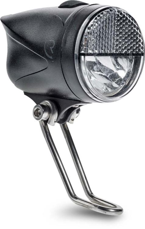 RFR fanale anteriore USB TOUR 40 nero e grigio