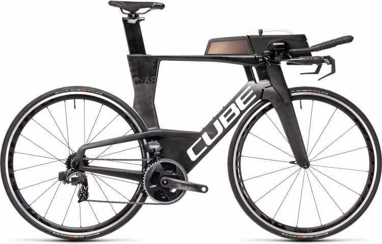Cube Aerium C:68 SL LOW carbon n white