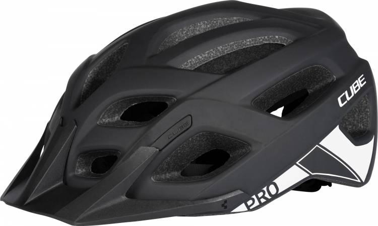 Cube Helm PRO Blackline