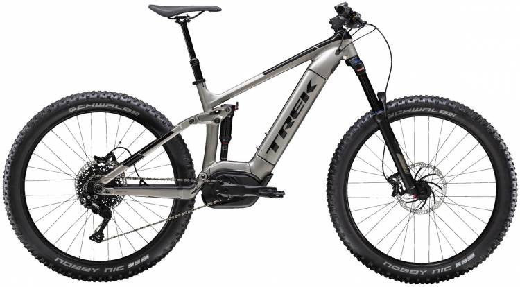 Trek Powerfly LT 4 G2 Matte Metallic Gunmetal 2020