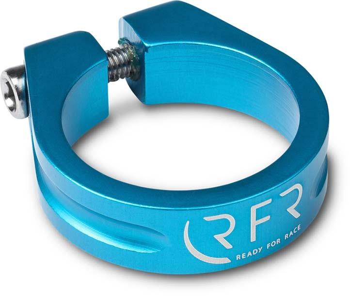 Morsetto sedile RFR 34,9 mm blu