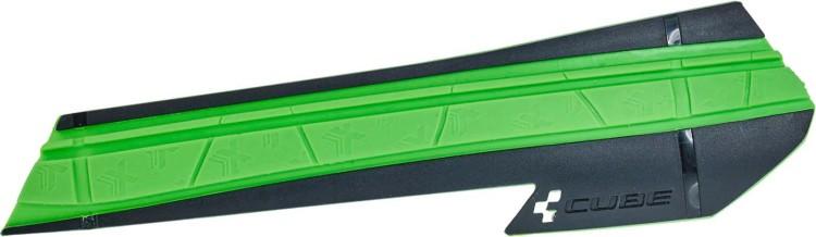 Portacatenelle a cubo HPX nero n verde
