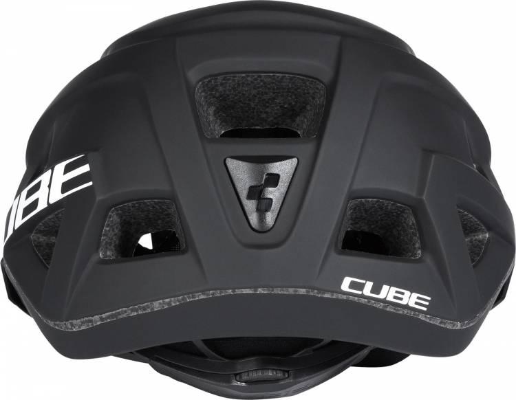 Cube Caschi AM RACE black n white