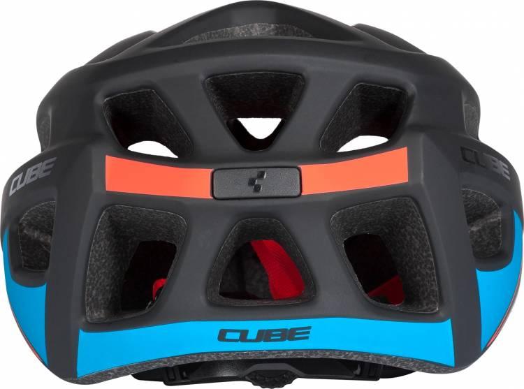 Cube Helm PRO Teamline black