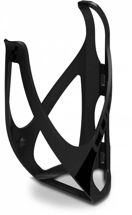 Portabottiglia a cubo HPP nero opaco nero opaco non lucido nero