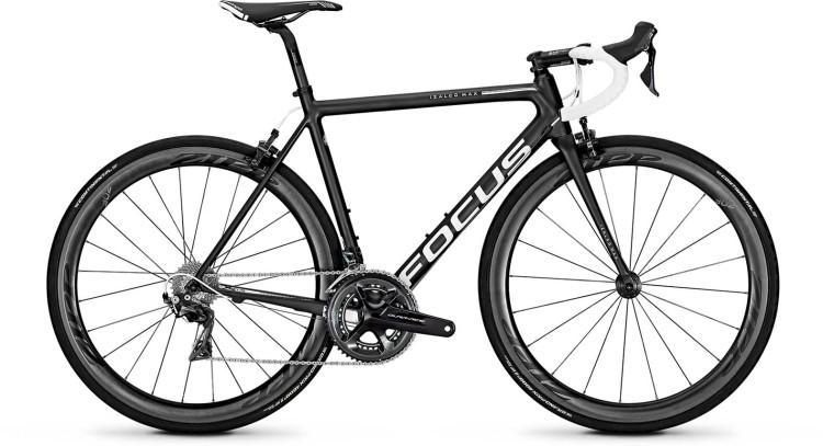 Focus Izalco Max Dura Ace 2018 - Bici da corsa di carbonio per Uomini