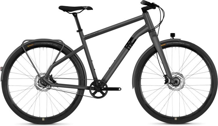 Ghost Square Urban X7.8 AL 2020 - Bici da Fitness per Uomini