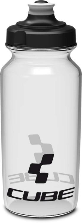 Bottiglia a cubo 0,5l Icona trasparente