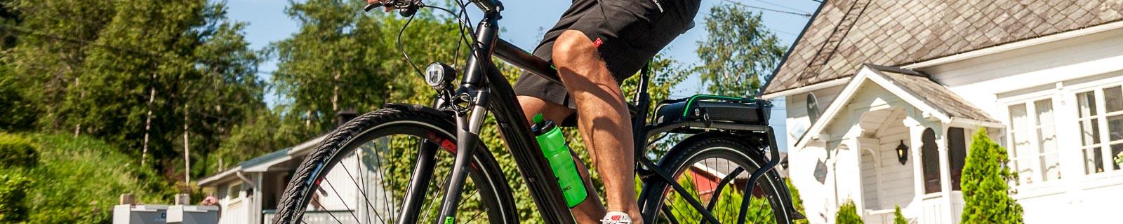 Trekking E-Bike per Uomini