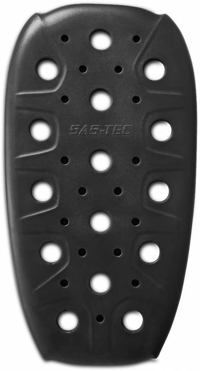 Zaino a cubo paraschiena SAS-Tec SCA 450 nero
