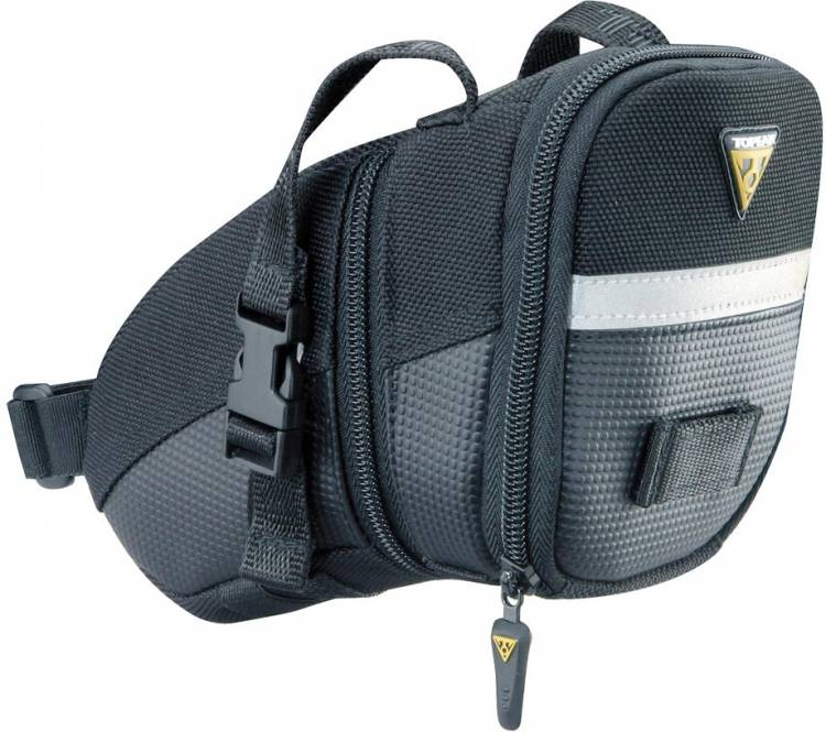 Topeak Aero Wedge Pack Strap medium Satteltasche