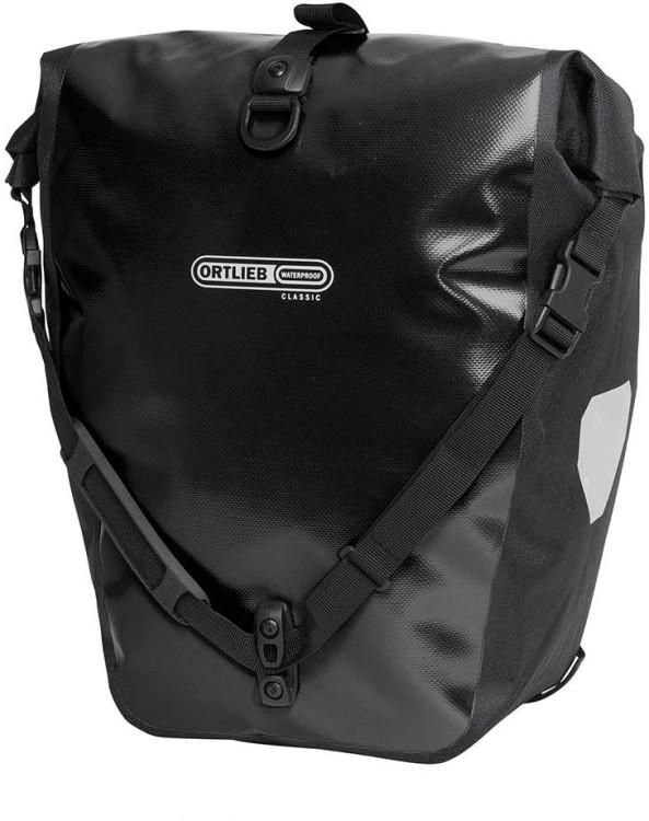 Ortlieb Back-Roller Classic (coppia) borsa ruota posteriore nera