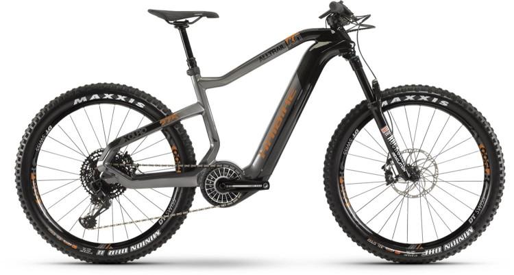 Haibike XDURO AllTrail 6.0 FLYON i630Wh carbon/titan/bronze 2021