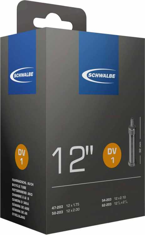"Schwalbe Schlauch DV Nr. 1 12"""