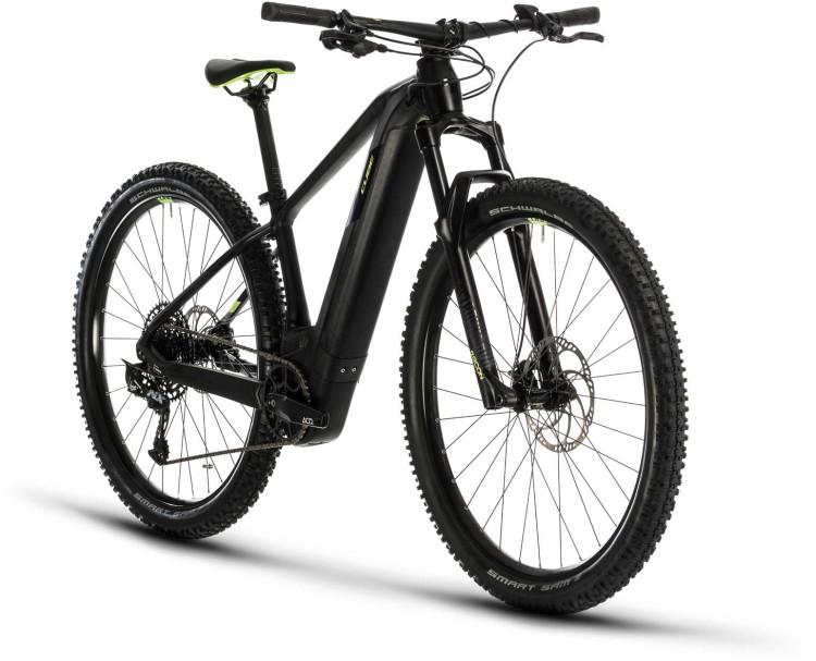 Cube Access Hybrid SL 625 29 black n green 2020 - E-Bike Hardtail Mountainbike