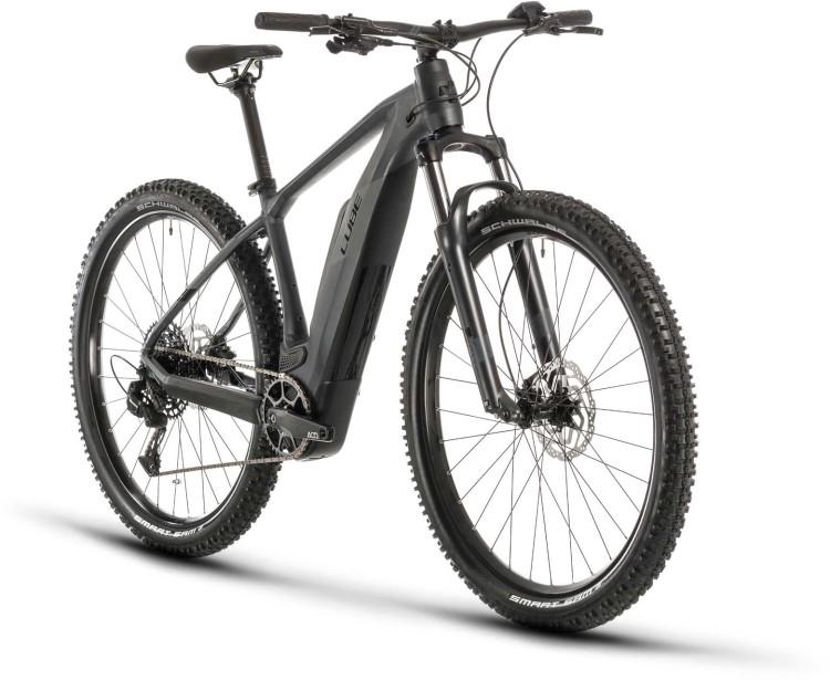 Cube Reaction Hybrid Pro 500 iridium n black 2020 - E-Bike Hardtail Mountainbike