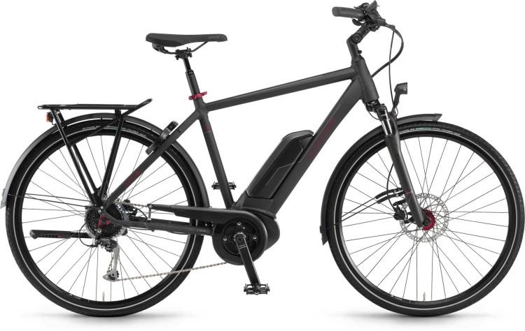 Winora Tria 9 500Wh black dull - Uomo 2021