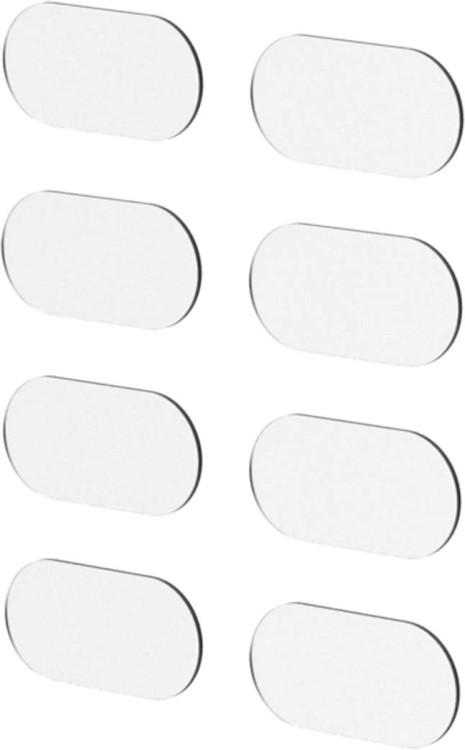 Cube stone chip protection pad set di tamponi di protezione in pietra trasparente