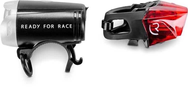 Set di illuminazione RFR Tour 35 USB Strap nero