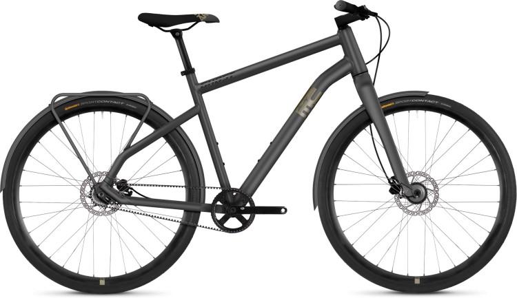 Ghost Square Urban 3.8 AL 2021 - Bici da Fitness per Uomini